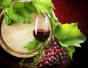 Особый рацион питания виноградников